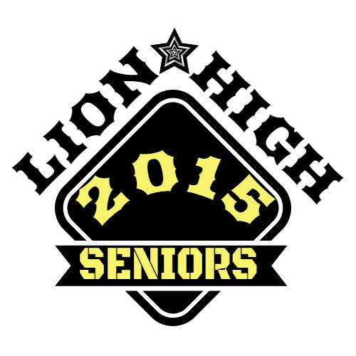 lion high seniors 2015