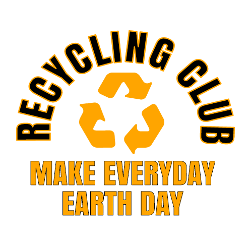 recycling club make everyday earth day