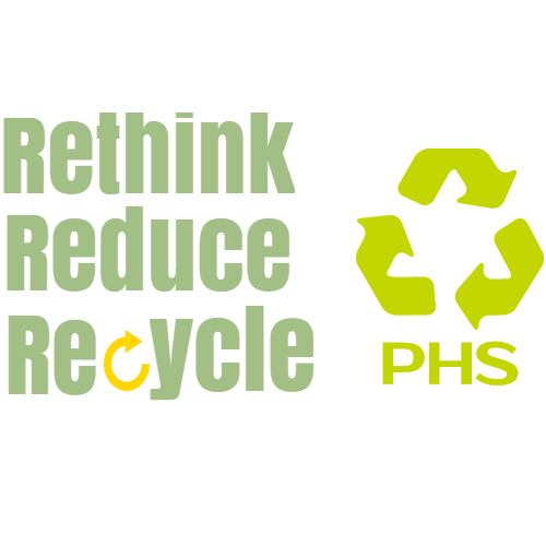 rethink reduce recycle phs