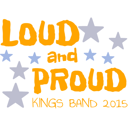 loud and proud kings band 2015