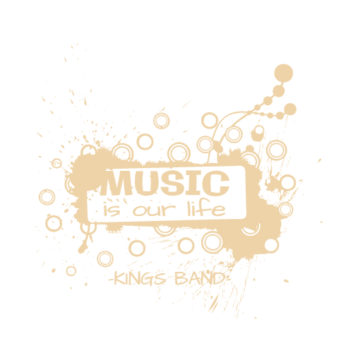 music is our life kings band