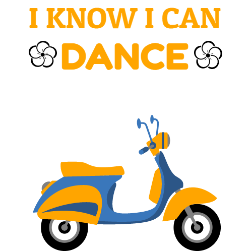 i know i can dance dance