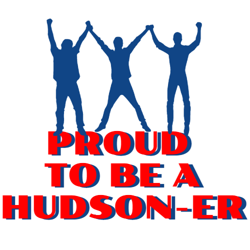 proud to be a hudson-er