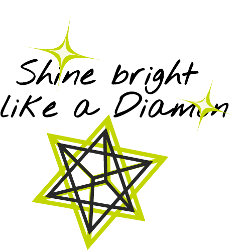 shine bright like a diamon