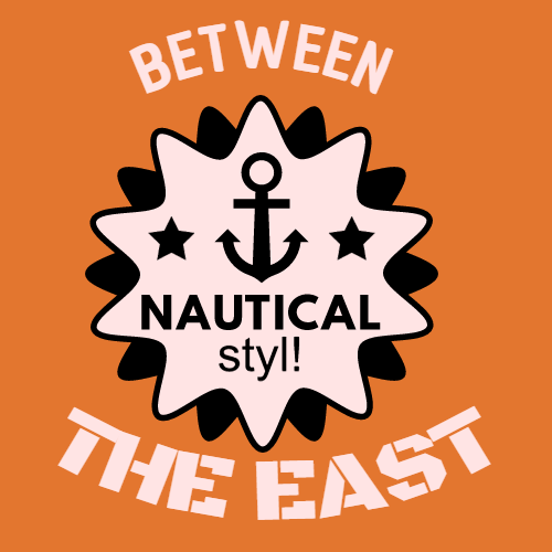 between the east nautical styl!