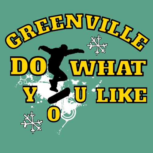 greenville do what you like