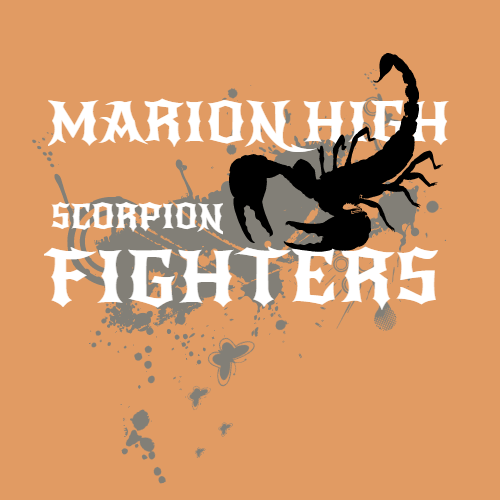 marion high scorpion fighters