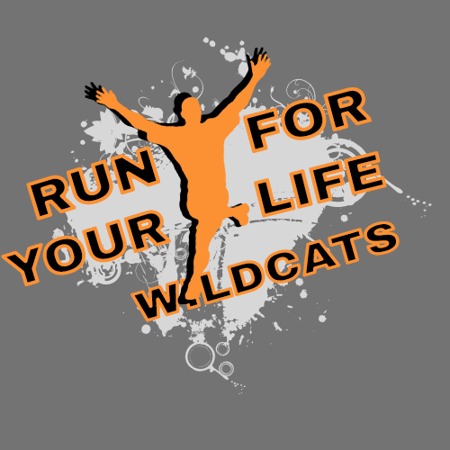 run for your life wildcats