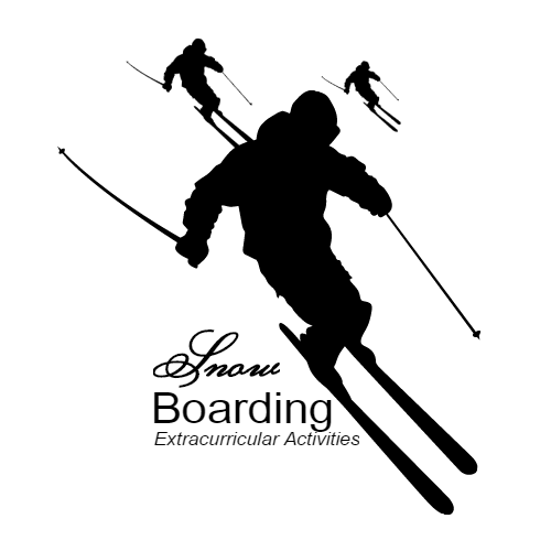 snow boarding extracurricular activities