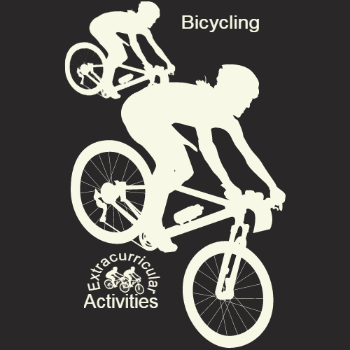bicycling extracurricular activities
