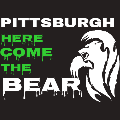 pittsburgh here  come the bear