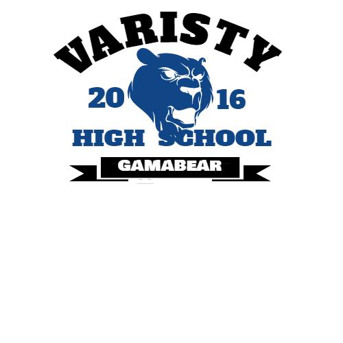 varsity 2016 high school gambear