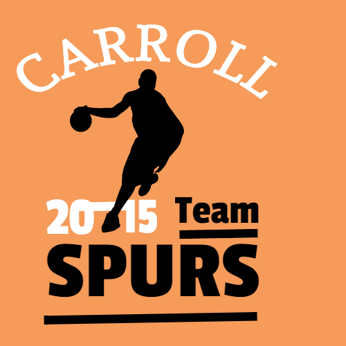 carroll 2015 team spurs