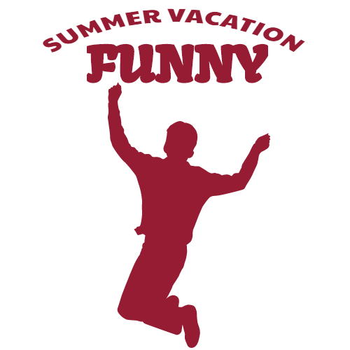 summer vacation funny