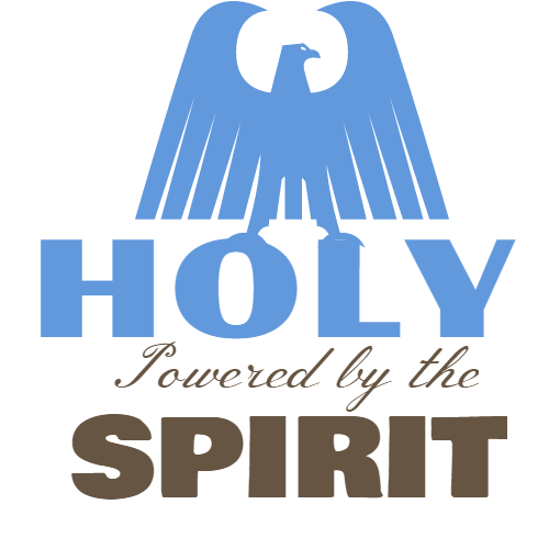 holy powered by the spirit