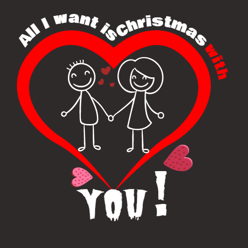 all i want is christmas with you