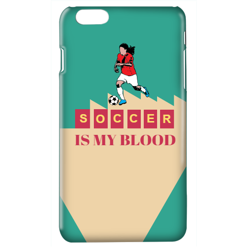 soccer is my blood