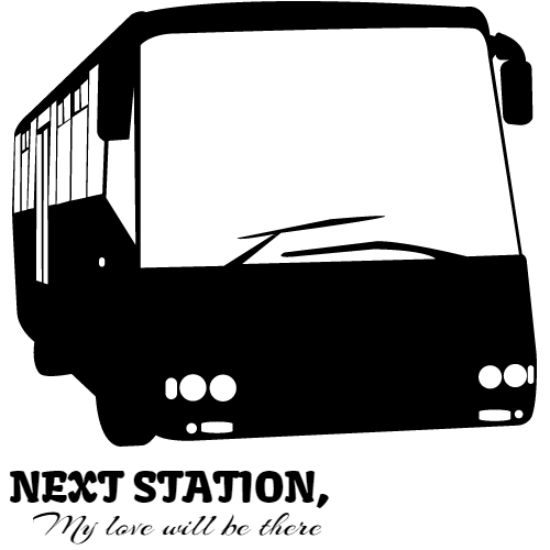 next station my love will be there