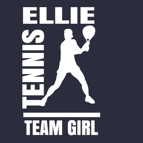ellite tennis team girl
