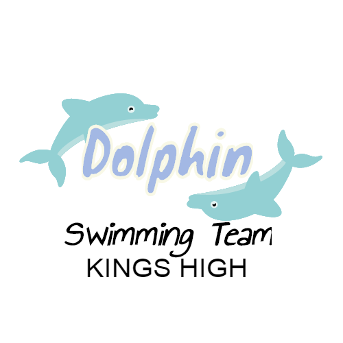 dolphin swimming team kings high