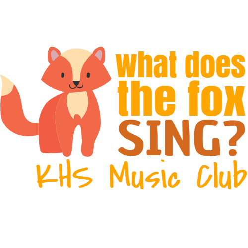 what does the fox sing khs music club