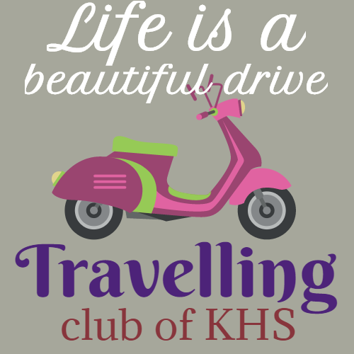 life is a beautiful drive travelling club of khs