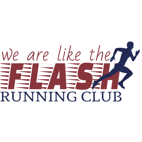 we are like the flash running club
