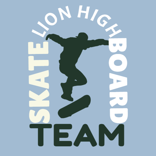 skate lion high board team
