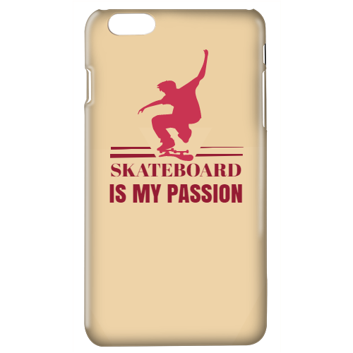 skateboard is my passion